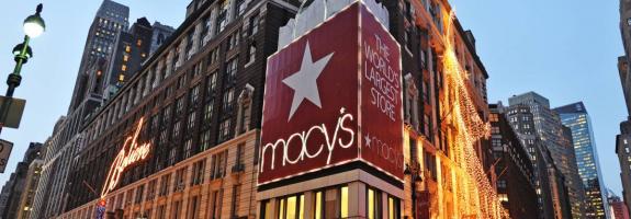 Новость для тех, кто покупает в Macys