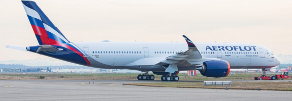 Прямые рейсы Аэрофлота из США вернулись. Ура.