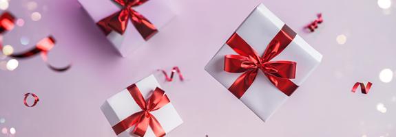 Заказывайте подарки к Новому году напрямую  из США и Европы!
