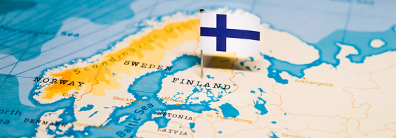 CDEK FORWARD в Финляндии