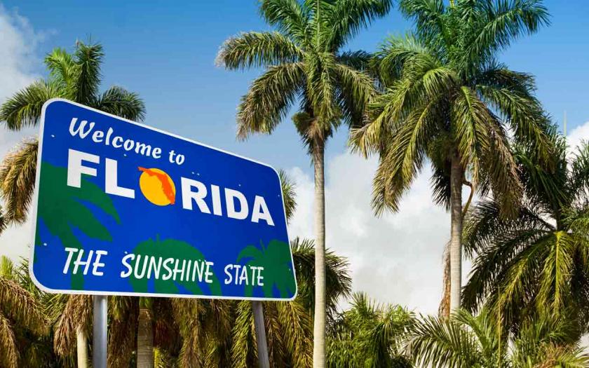 Открытие нового склада в США во Флориде, г. Бока-Ратон