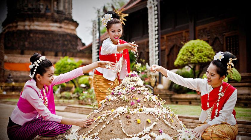 Праздничные дни в Таиланде
